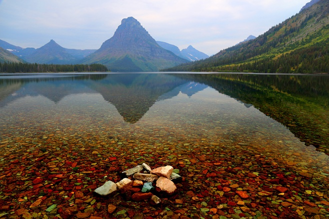 Glacier National Park.