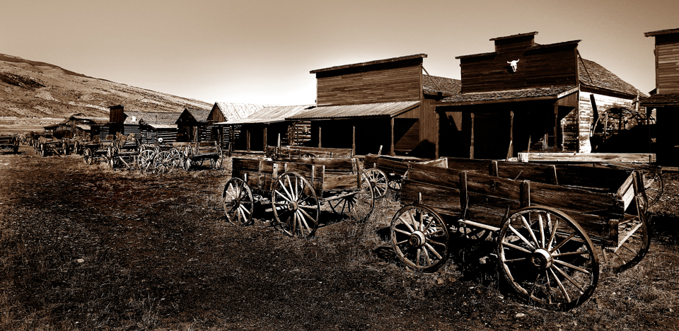Old Trail Town Cody
