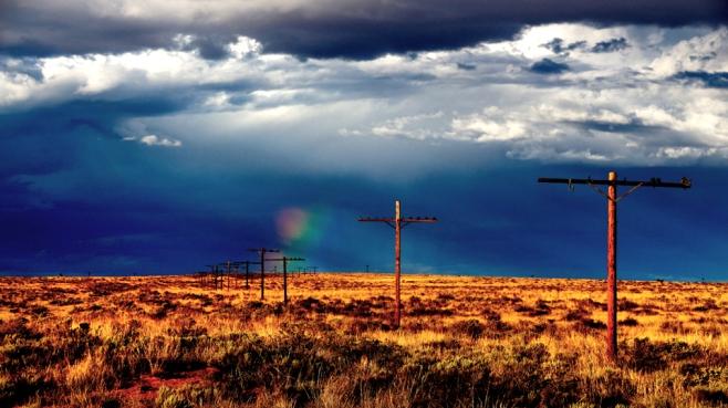 Route 66 rainbow.
