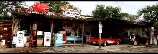 Hackberry General Store